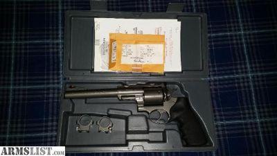 "For Sale/Trade: Ruger Super Redhawk 454 Casull 7.5"""