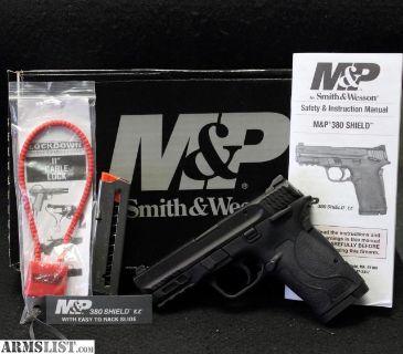 For Sale: Smith & Wesson M&P 380 EZ M2.0