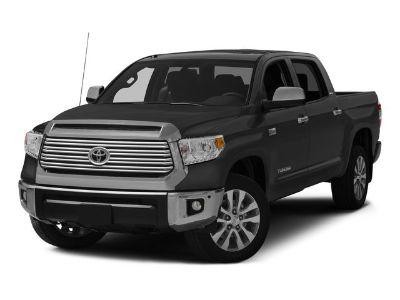 2015 Toyota Tundra Grade (Black)