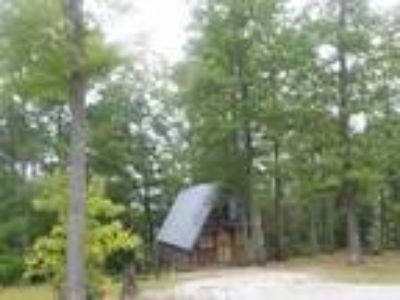 Vacation Cabin with Large Lot