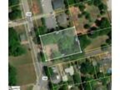 DOWNTOWN EASLEY! Almost 1 acre w/road frontag...