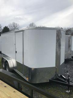2018 Cargo Craft 7 X 16 Elite Enclosed Cargo Trailers Rome, GA
