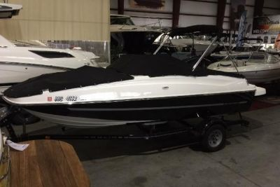 2016 Bayliner 195 DB