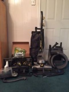 Kirby G Series Vacuum with Carpet Cleaning System