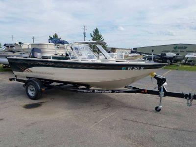 1997 Crestliner 1850 SPORT FISH Jon Boats Kaukauna, WI