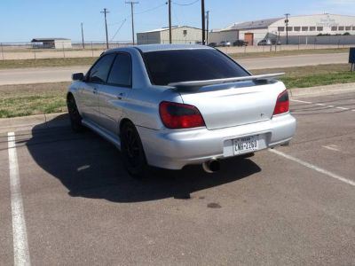 subaru impreza wrx reduced need to sell