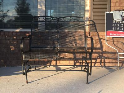 Rocking chair & glider combo!! Selling together!