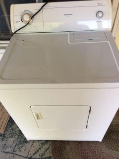 Gas dryer $75 or bo