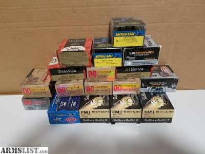 For Sale: 10mm ammo