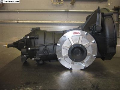Wright gearbox IRS pro street transmission