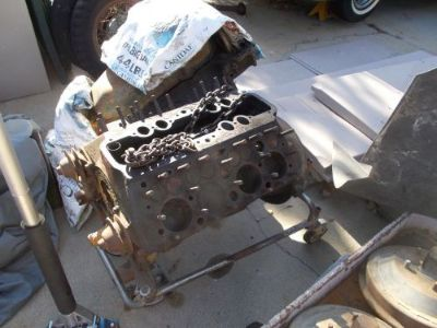 Purchase 59 AB Ford 1948 flathead ENGINE rat hot rod gasser V8 Bonneville deuce 1932 1934 motorcycle in La Canada Flintridge, California, United States, for US $350.00