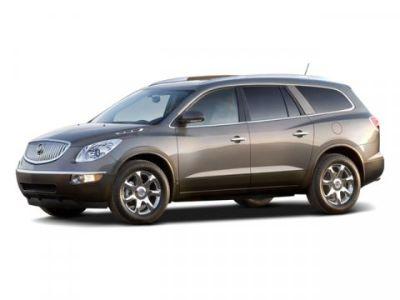2008 Buick Enclave CXL (Platinum Metallic)