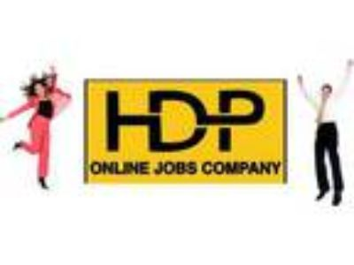 OnlineWork with HDP company