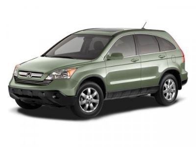 2008 Honda CR-V EX-L (Green)