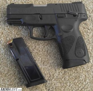 For Trade: TAURUS PT 111 G2 TRADE FOR PT 140 G2 or BERSA 40 CAL ULTRA COMPACT