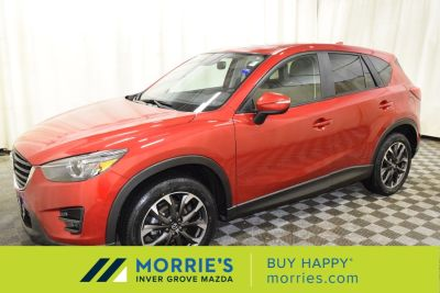 2016 Mazda CX-5 Grand Touring (Soul Red Metallic)