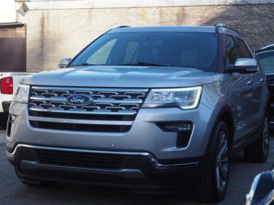 2018 Ford Explorer Limited (Ingot Silver)