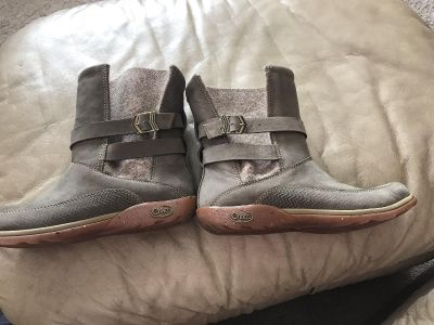 Chaco boots