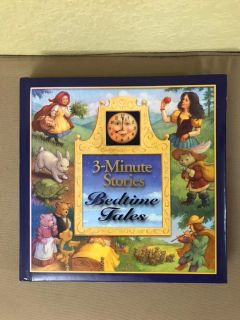 Bedtime Tales Book