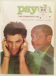 Psych: Season 1 New Sealed DVD Series