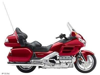 2010 Honda Gold Wing Audio Comfort Touring Motorcycles Scottsdale, AZ