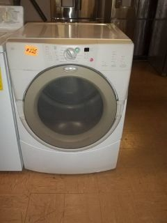 WHIRLPOOL DUET DRYER