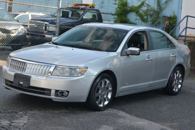 2009 Lincoln MKZ Base (Brilliant Silver Metallic)