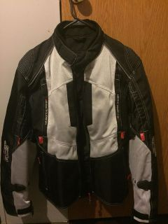 SECDICI Riding jacket with air condition control MED