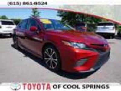 used 2018 Toyota Camry for sale.