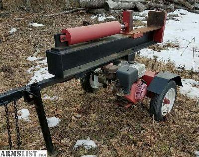 For Trade: 32 ton wood splitter Honda