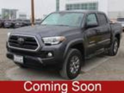 Used 2018 Toyota Tacoma Magnetic Gray, 20.3K miles