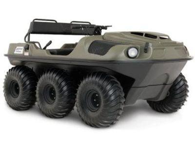 2018 Argo Frontier 6x6 SE Utility ATVs Ennis, TX