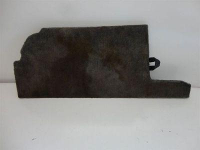 Find Volvo 940 Left Rear Driver Side Trunk Floor Access Cover Carpet Plank motorcycle in North Fort Myers, Florida, United States, for US $18.59