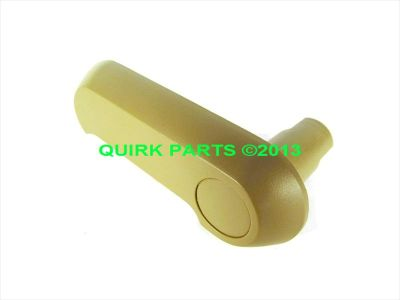 Buy Ford Freestyle Five Hundred Montego LH Driver Seat TAN Back Adjuster Handle OEM motorcycle in Braintree, Massachusetts, US, for US $29.95