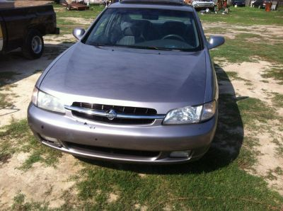 1999 Nissan Altima SE (Grey)