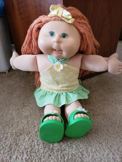 16inch cabbage patch kid