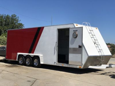 Race Trailer - Excellent Condition