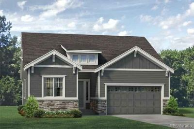 488 Wagon Bend Road Berthoud Four BR, The Norwood is a ranch