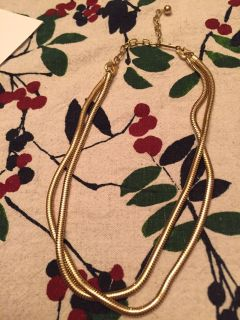 Vintage necklace (nice quality)