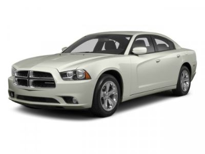 2013 Dodge Charger R/T (Bright White)