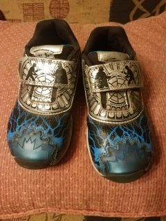 Star Wars Light Up Shoes