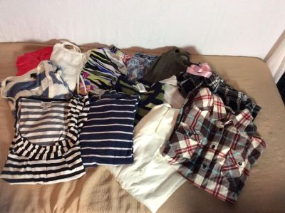 Mixed Lot of 13 items, Women s Size L