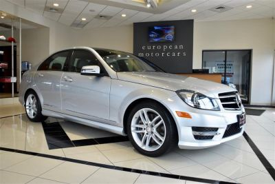 2014 Mercedes-Benz C-Class C300 4MATIC Luxury (Iridium Silver Metallic)