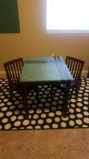 Pottery Barn kids table