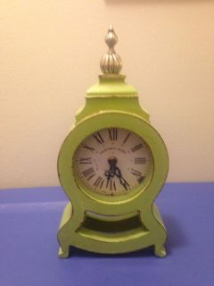 Willow House tabletop clock