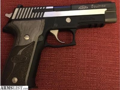 For Sale: Sig P226 Equinox 9mm