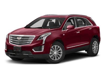 2018 Cadillac XT5 Premium Luxury FWD (Radiant Silver Metallic)