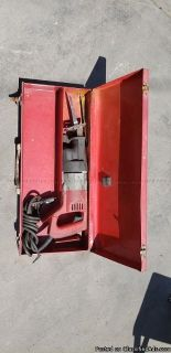 MILWAUKEE 6511 SAWZALL W/ CASE