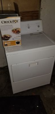 Kenmore washer & dryer. 250 OBO