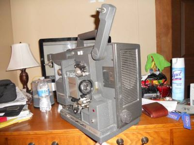 Bell  Howell 16mm Projector